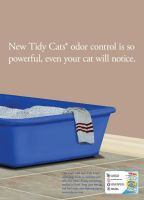 Tidy Cats Ad 1 by HappyLittleJen