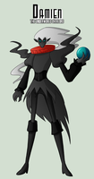 Pokepeople - Darkrai by MTC-Studio