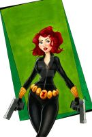Black Widow by RuthALawrence