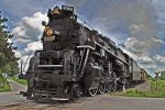 Nickel Plate Road 765 HDR by the-railblazer