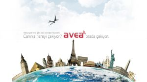 Avea, Turkey's GSM mobile phone operator by MRTKLC