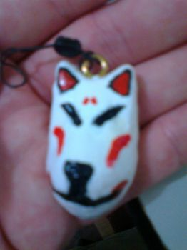 The cellphone charm is done by Elmind