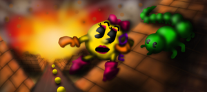 Ms. Pac-Man Maze Madness by AshumBesher