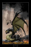 Ancalagon v2 copy by drZ73