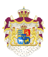 Coat of Arms of Kingdom of Scandinavia [CaEu] by CoralArts