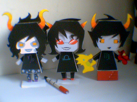 HS: GrOuP P4P3RDOLL Picture by dark--romance