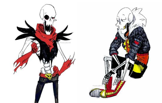 Bone Boys by PandorasBox341
