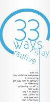 Stay Creative roll-up by GhuneiM