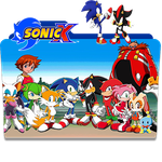 Sonic X Series folder by Feloman7