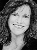 Sally Field by candysamuels