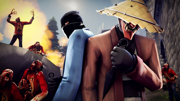 [SFM] Brothers in Arms (Redone) by Kisiliy