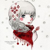 Cold Days, Warm Heart by winRie