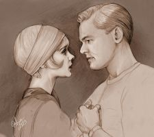 The Great Gatsby by DafnaWinchester