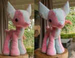 Another fawn plushie by meplushyou