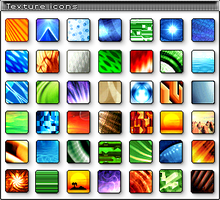 Texture icons by helldragon