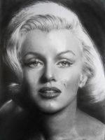Marilyn Monroe by Edshox