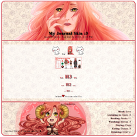 [ Ariesayu Journal Skin ] by Inconcabille