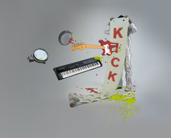Kick Music by VelsingDesigns
