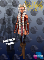 characters promos: Future Ahsoka by niniisolated