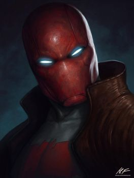 Red Hood by MattiasFahlberg