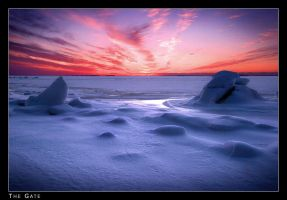 The Gate by Solkku
