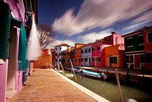 Burano cloud-whooshing by paddimir