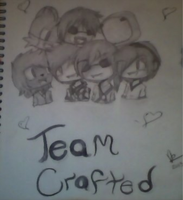 Team Crafted by Pokemon-Trash