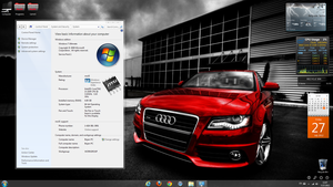 Audi desktop by LazyLaza