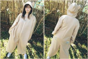 Dr Whooves MLP Cosplay Kigurumi - Handmade by Monostache