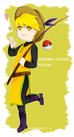 pkm : sd yellow(Pokemon special) by Sonny-Y