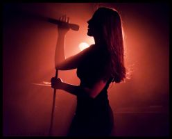 Simone Simons. Live Norway 7 by AmCreationss