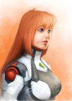 Elly by t-rob