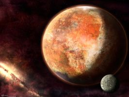 Mars 2031 by GuilleBot