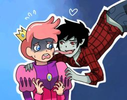 PG and Marshall Lee by sofia-1989