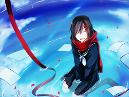 Ayano's world by hibihibiki
