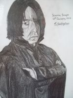 Snape by Gallagher92