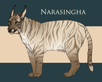Narasingha Import 010 by Foxgrove-Stables