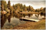 Lac Tardif by Aimelle