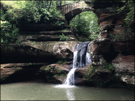 Hocking Hills 15 by Cetolstilleto