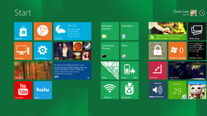 Windows 8 Guide by theloonert