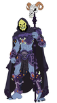 Skeletor-Overlord of Evil by BenjaminTDickens
