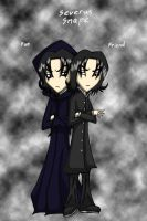 Severus Snape: Friend Or Foe? by TheCoffeeFairyChan