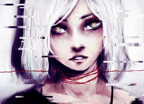 Glitch by Katoline