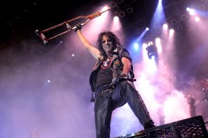 Alice Cooper 9 by RodriguezVillegas