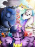 Day,Night, and Twilight by AquaticSun