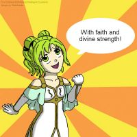 FE:SS - With Faith and Divine Strength! by StaciNadia
