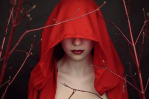 Katarina in Red Forest by GLucia