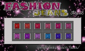 +.FashionJeans{STYLES} by AWednesdayInACafe