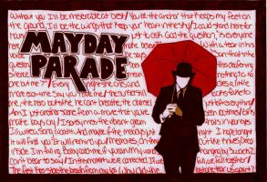 Mayday Parade by evillittlecherry