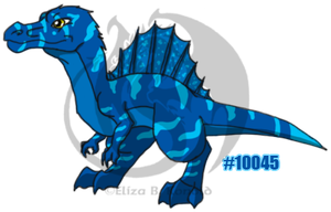 Chibi Spino by Firethroat